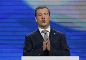 Оппозиция, критикующая Единую Россию, зачастую просто врет - Медведев