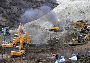 Тибет: в погребенном под оползнем поселке не нашли живых