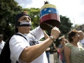 Чавес закрыл десятки СМИ. Люди протестуют против цензуры