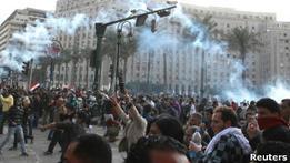 До 500 человек пострадали в ходе протестов в Египте