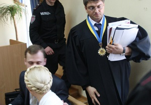 Суд отказал в очной ставке Ющенко и Дубины. Между Тимошенко и Киреевым произошла перепалка