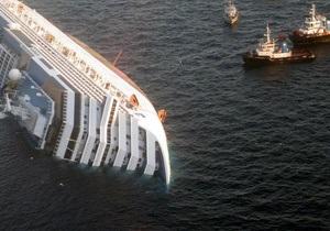 Учебная тревога на круизном лайнере привела к трагедии