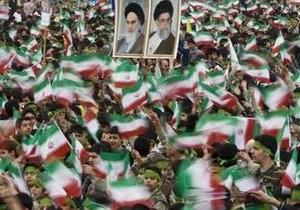Иран отмечает 31-ю годовщину победы Исламской революции