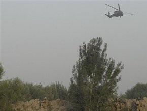 В Узбекистане разбился военный вертолет: два человека погибли