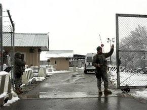 Правящая партия Кыргызстана одобрила вывод авиабазы США в Манасе