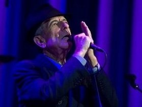 Канадский певец Леонард Коэн даст концерт  в Москве