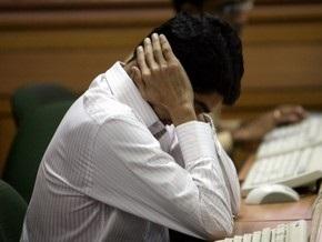 Российские рынки закрылись рекордным обвалом, США открылись падением
