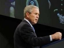 Джордж Буш осудил теракт в Иерусалиме