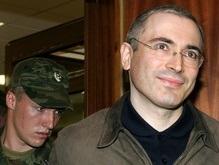 Ходорковского будут кормить насильно