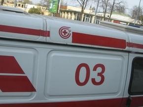 В Киеве из-за столкновения двух автобусов и автомобиля пострадало семь человек