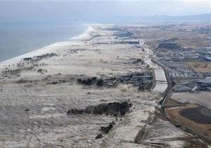 Землетрясение в Японии: На АЭС в Фукусиме вышла из строя система охлаждения