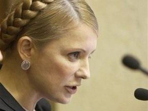 Тимошенко: Угрозы отделения Крыма от Украины не существует