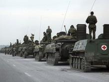 Германия надеется, что Россия выведет свои войска из Грузии