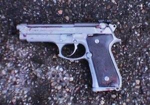 В Одессе водитель открыл стрельбу по людям, мешавшим проезду по дороге
