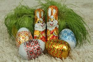 Встречайте пасхальные новинки от Roshen: весеннего кролика и разноцветные яйца