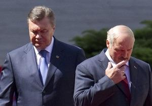Фотогалерея: Не в службу, а в дружбу. Визит Александра Лукашенко в Украину