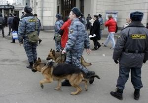 В Москве ищут прибывшую из Сургута предполагаемую смертницу