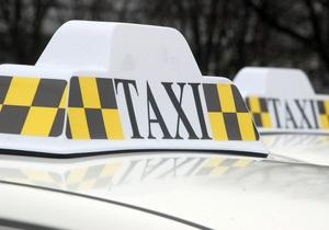 Киевские таксисты готовят акцию протеста у стен Кабмина
