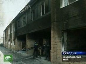 МЧС РФ: Пожар в доме престарелых в республике Коми локализован