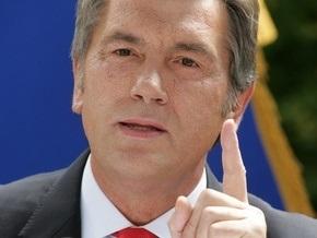 Ющенко: НБУ не устанавливает валютный курс