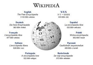 Украинская Википедия заняла второе место в мире по темпам роста посещаемости