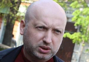 Турчинов заверил, что марш оппозиции состоится даже в случае запрета суда