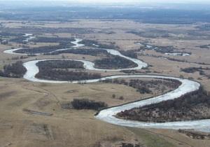 В реку Сейм на территории Украины попали неочищенные стоки из Курска