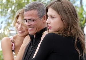 Фильм о лесбийской любви назван наиболее вероятным претендентом на Золотую пальмовую ветвь