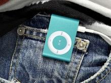 Apple презентовала новый iPod shuffle