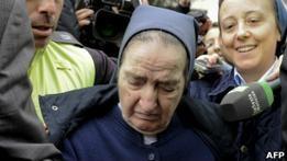 В Испании судят монахиню за похищение новорожденной