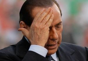 Берлускони: Меркель и Саркози пытались дискредитировать мой политический имидж