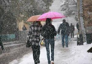 Синоптики: В начале декабря Украину начнет заметать снегом