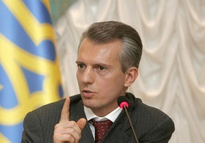 Хорошковский заявил о фактах расхищения запасов Госрезерва на 5 млрд гривен