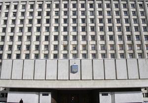 В Украине начинается выдвижение кандидатов на местных выборах