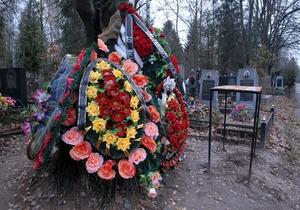 Киевсовет утвердил перечень ритуальных услуг в столице