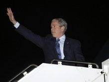 Буш приезжает в Израиль: приняты беспрецедентные меры безопасности