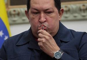 Чавесу осталось жить несколько месяцев - врач
