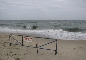 На четырех одесских пляжах разрешили купаться