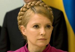 Генсек Совета Европы: Решение по Тимошенко должен оценивать не суд, а парламент и избиратели