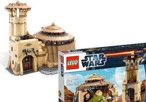 Lego: Дворец Джаббы будет снят с продаж не из-за протестов мусульман