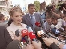 Тимошенко допрашивали три часа