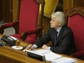 Литвин: Президентом должен стать не Янукович или Тимошенко, а кто-то третий