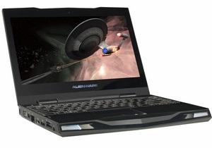 Игры пришельцев. Обзор Ноутбука Dell Alienware M11x