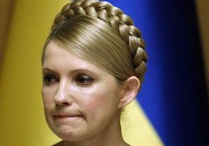 ВАСУ начал рассмотрение иска Тимошенко