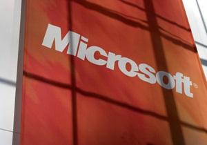 Украина должна Microsoft $100 миллионов за программное обеспечение