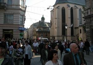 Путешествия по Украине - Поток интуристов в Украину вырос на 20%
