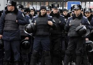 Тимошенко - Щербань - убийство Щербаня - МВД возбудило дело по факту сопротивления милиции на суде по делу Щербаня 13 февраля