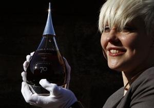 В Эдинбурге представили самый старый односолодовый виски в мире