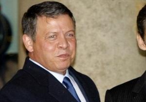 Король Иордании о президенте Сирии: На его месте я ушел бы в отставку