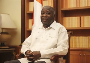 ООН вводит санкции против лидера Кот-д Ивуара Лорана Гбагбо